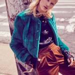 ELLE KAZAKHSTAN: Hannah Holman by Amanda Pratt