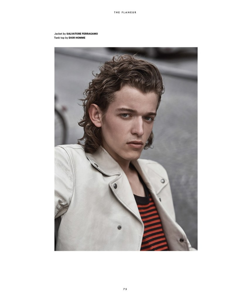 ESSENTIAL HOMME Paul Barge by Christopher Ferguson. James Sleaford, September 2017, www.imageamplified.com, Image Amplified4