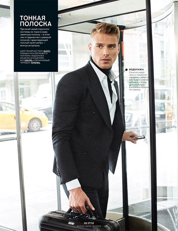 GQ MAGAZINE Matthew Noszka by Michael Schwartz. Taylor Brechtel, Fall 2017, www.imageamplified.com, Image Amplified1