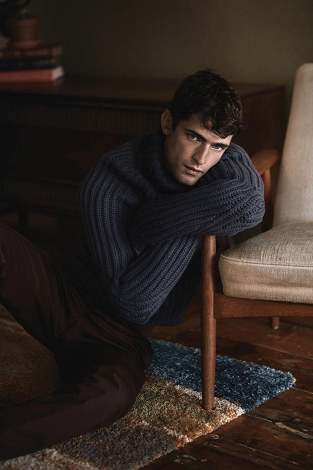 GQ STYLE TAIWAN Sean O'Pry by Greg Swales. Matthew Edelstein, Fall 2017, www.imageamplified.com, Image Amplified2