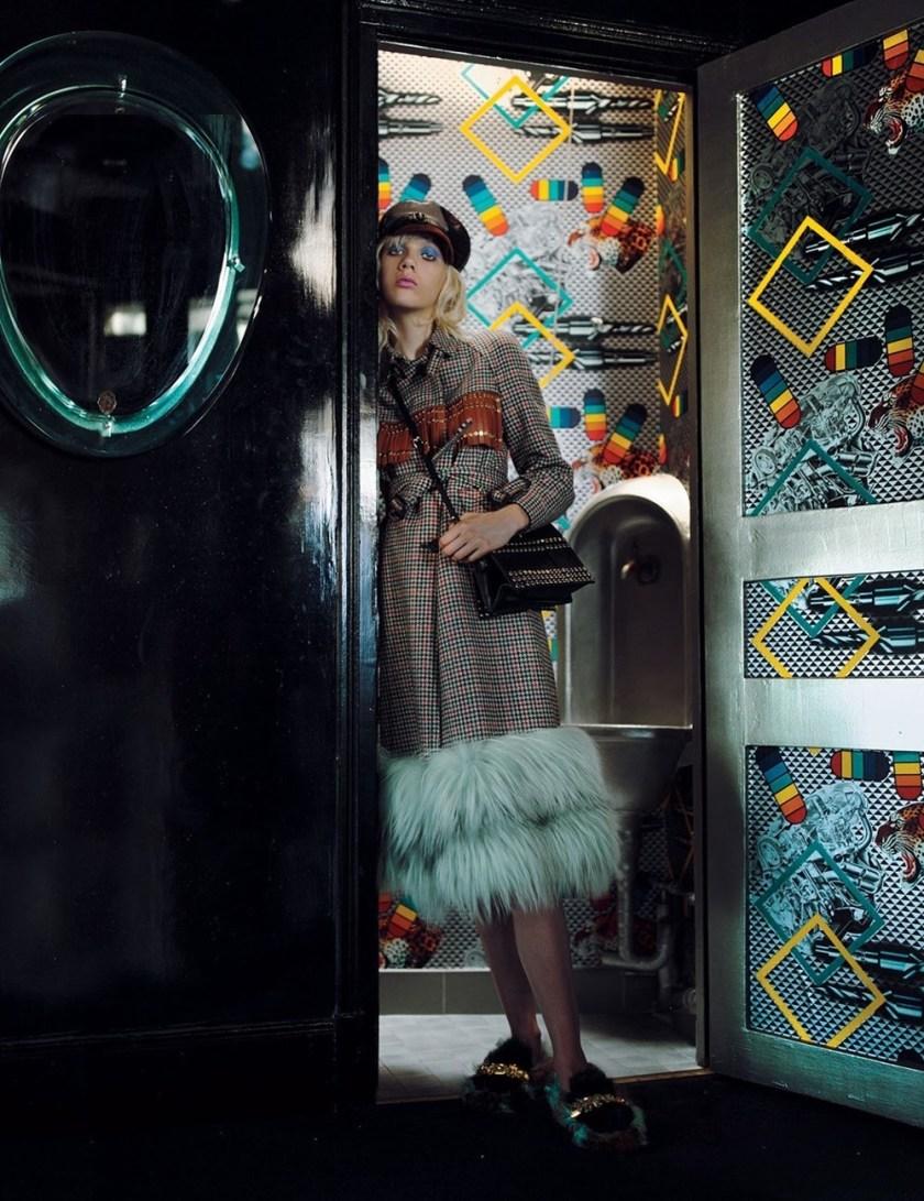 HARPER'S BAZAAR KOREA Marjan Jonkman by Alexandra Sophie. Jin Sun Lee, September 2017, www.imageamplified.com, Image Amplified9