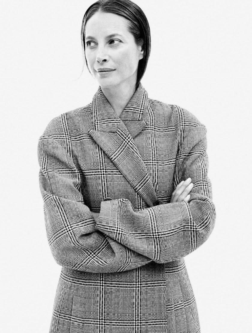 VOGUE GERMANY Christy Turlington by Daniel Jackson. Christiane Arp, October 2017, www.imageamplified.com, Image Amplified4