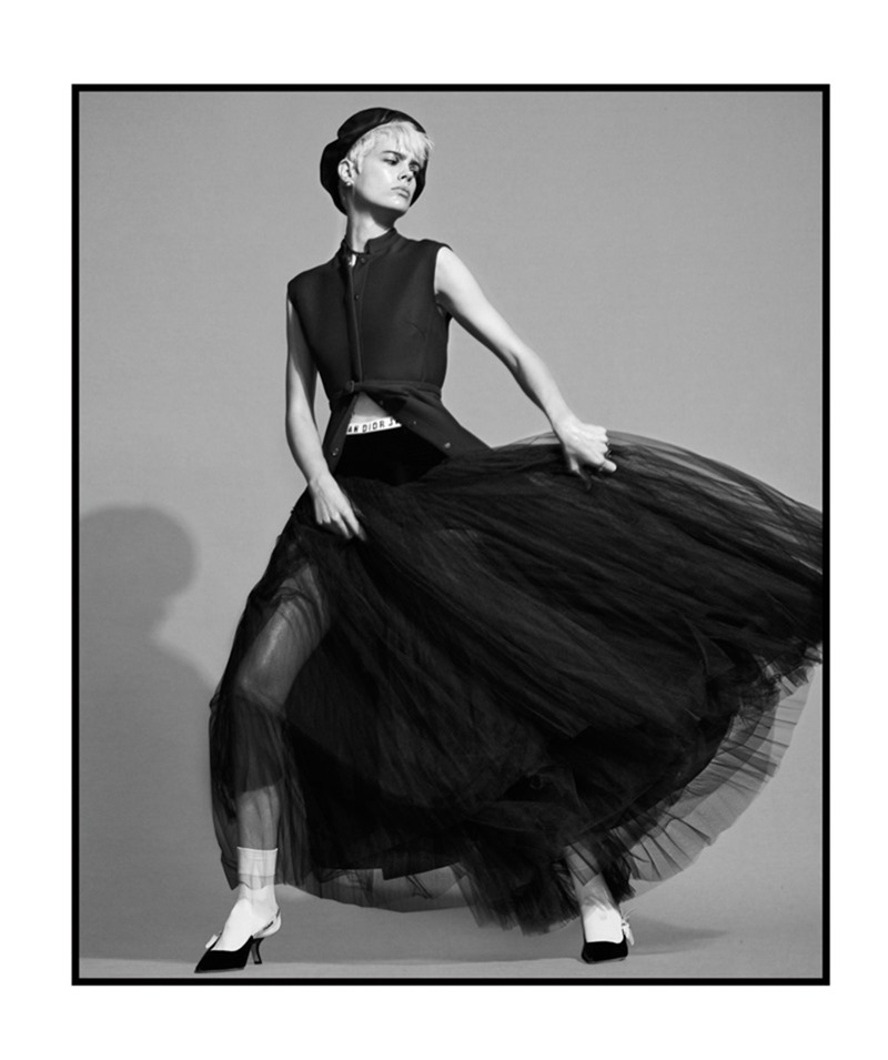 CHICAGO TRIBUNE Taja Feistner by Kevin Sinclair. Patric Chauvez, Fall 2017, www.imageamplified.com, Image Amplified6
