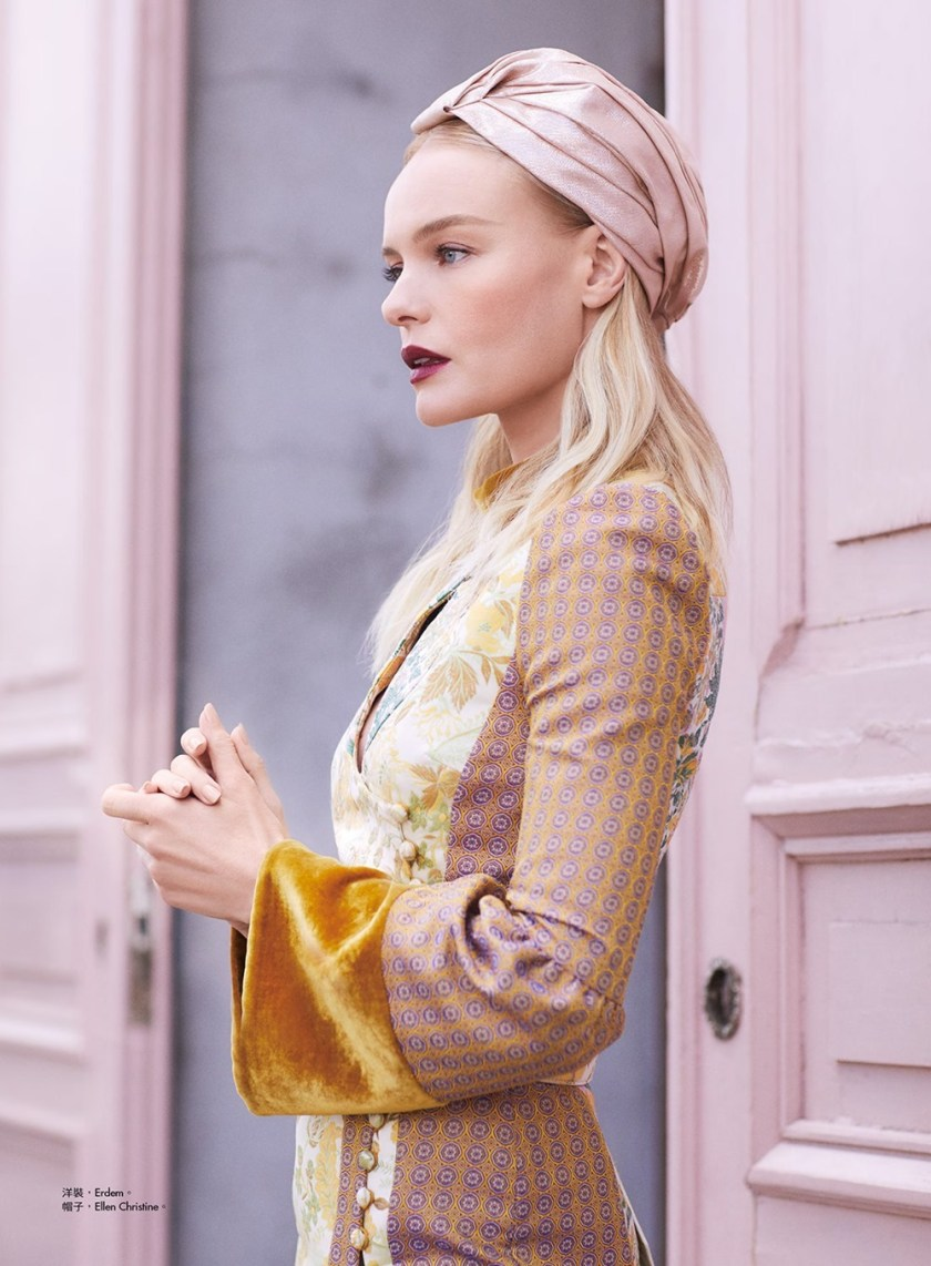 HARPER'S BAZAAR TAIWAN Kate Bosworth by Harper Smith. Solange Franklin, October 2017, www.imageamplified.com, Image Amplified4