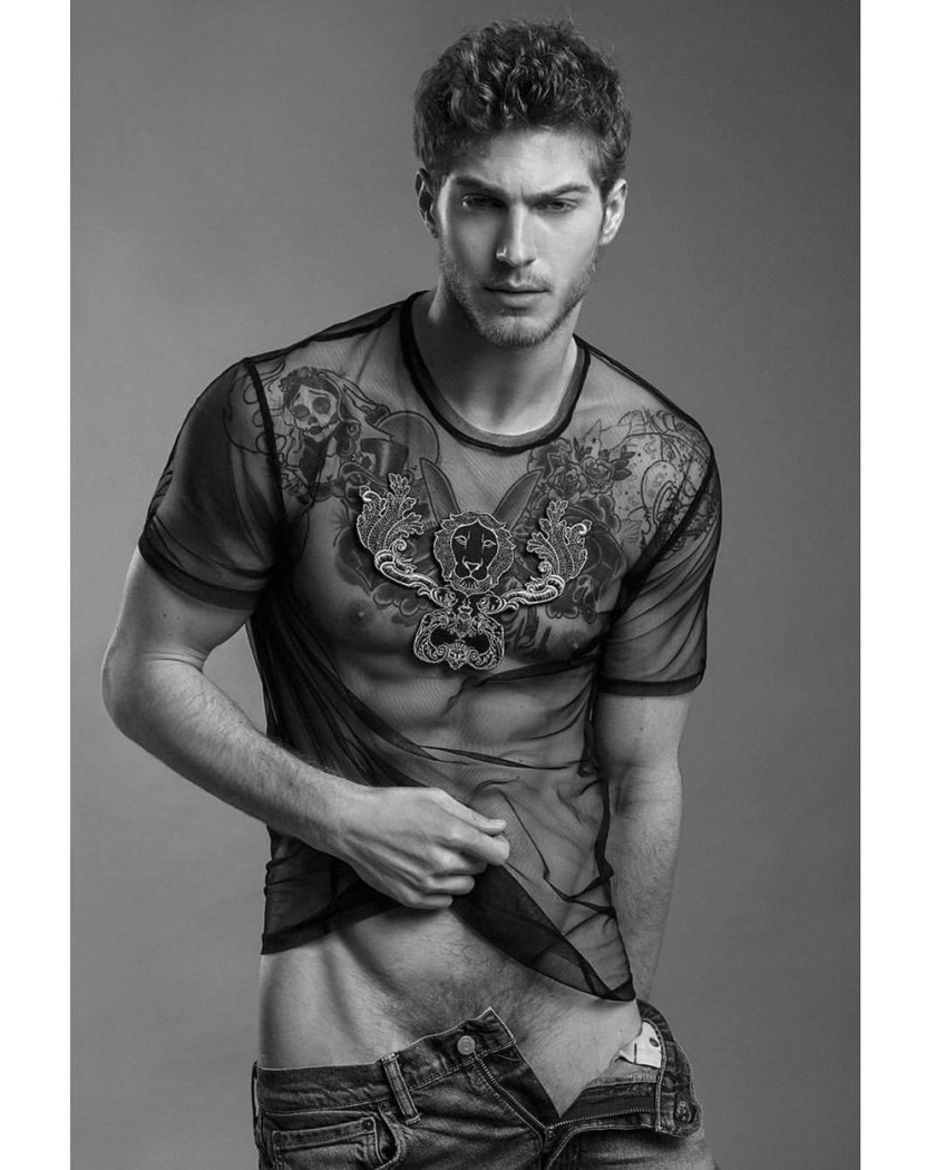 MASCULINE DOSAGE Travis Christopher Milde by Alisson Marks. Fall 2017, www.imageamplified.com, Image Amplified2