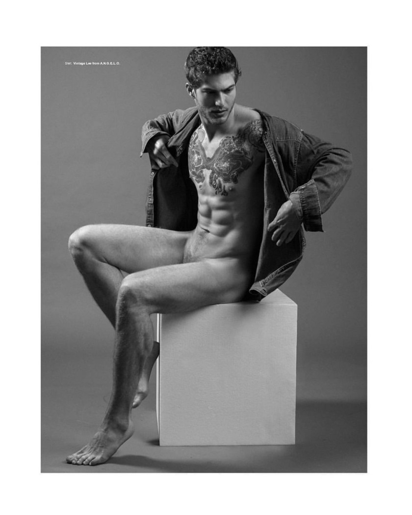 MASCULINE DOSAGE Travis Christopher Milde by Alisson Marks. Fall 2017, www.imageamplified.com, Image Amplified4