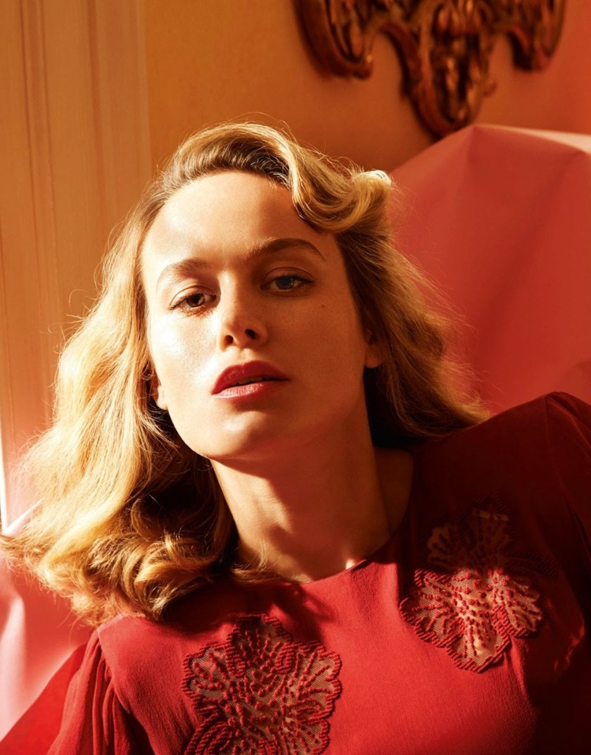 PORTER MAGAZINE Brie Larson by Camilla Akrans. Julia von Boehm, Winter 2017, www.imageamplified.com, Image Amplified15