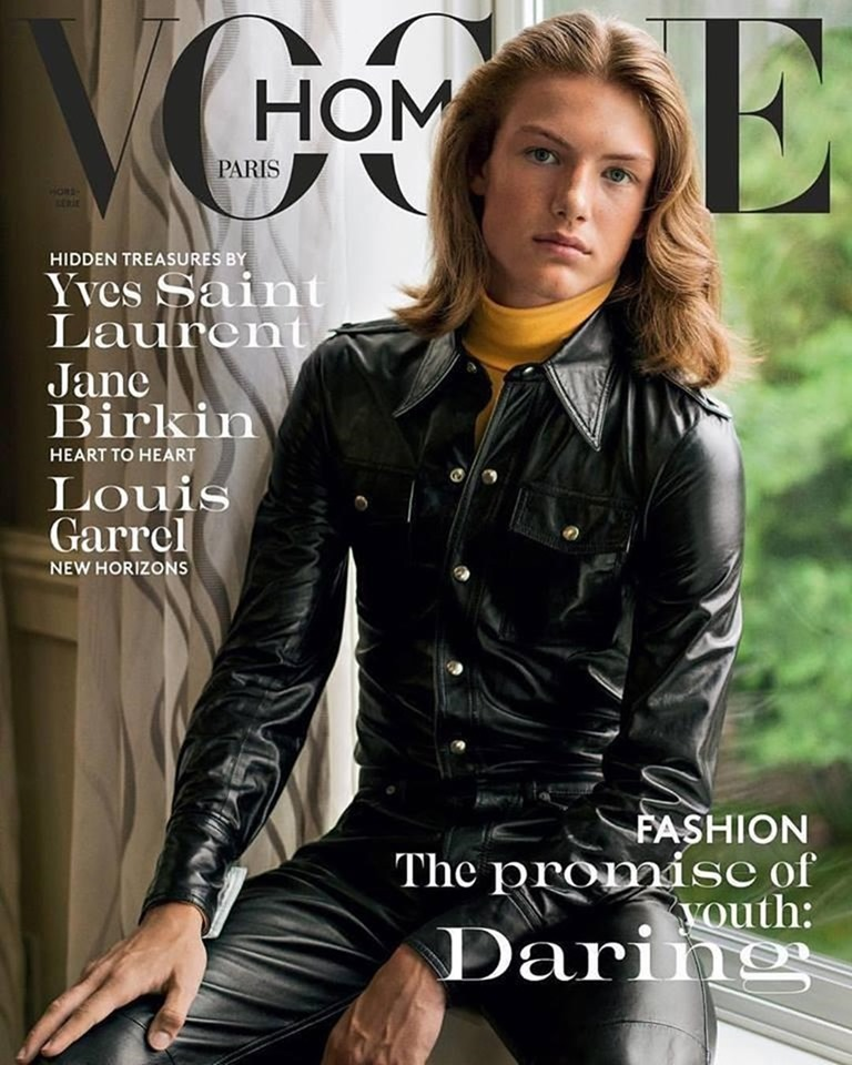 VOGUE HOMMES Oliver Son by Inez & Vinoodh. Melanie Ward, Fall 2017, www.imageamplified.com, Image Amplified1