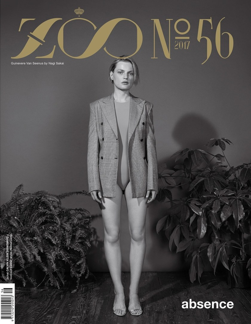 ZOO MAGAZINE Guinevere van Seenus by Nagi Sakai. Ye Young Kim, Fall 2017, www.imageamplified.com, Image Amplified2