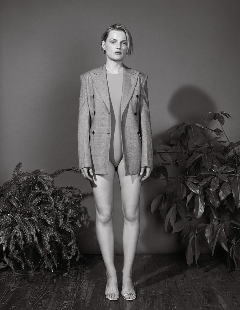 ZOO MAGAZINE Guinevere van Seenus by Nagi Sakai. Ye Young Kim, Fall 2017, www.imageamplified.com, Image Amplified10