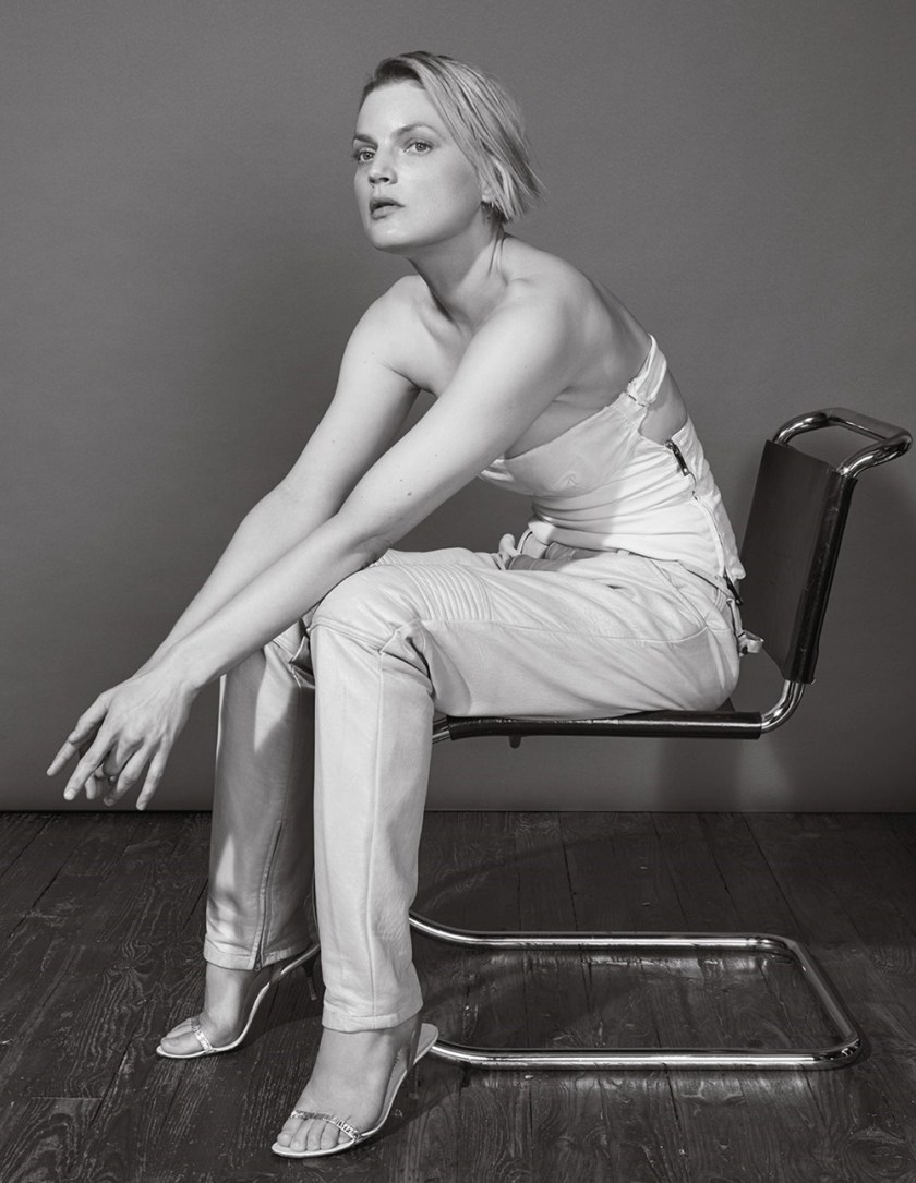 ZOO MAGAZINE Guinevere van Seenus by Nagi Sakai. Ye Young Kim, Fall 2017, www.imageamplified.com, Image Amplified14