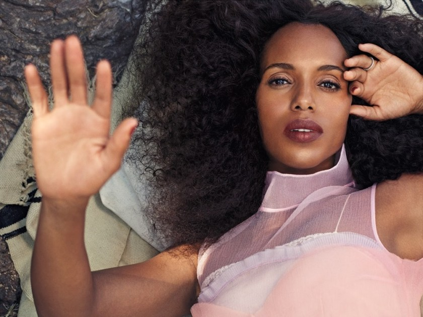 ALLURE MAGAZINE Kerry Washington by Sharif Hamza. Hanna Kelifa, November 2017, www.imageamplified.com, Image Amplified5