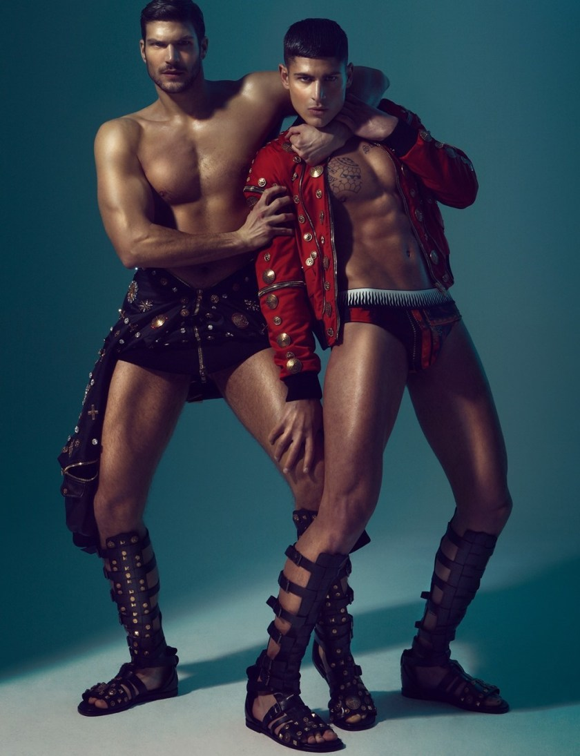 BOY MAGAZINE Elia Fongaro & Marco Ciampi by Cosimo Buccolieri. Simone Guidarelli, 2017, www.imageamplified.com, Image Amplified8