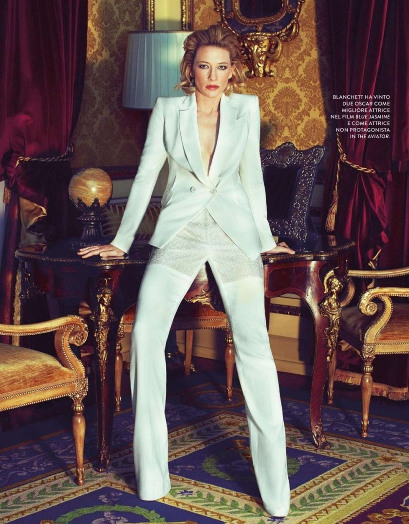 FASHION PHOTOGRAPHY Cate Blanchett for Grazia Italia, October 2017, www.imageamplified.com, Image Amplified2