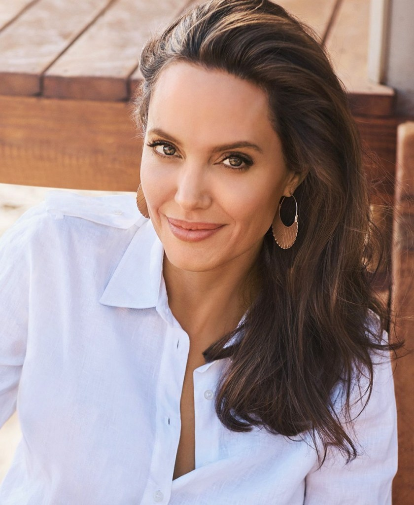 HARPER'S BAZAAR MAGAZINE Angelina Jolie by Alexi Lubomirski. Jennifer Rade, November 2017, www.imageamplified.com, Image Amplified6