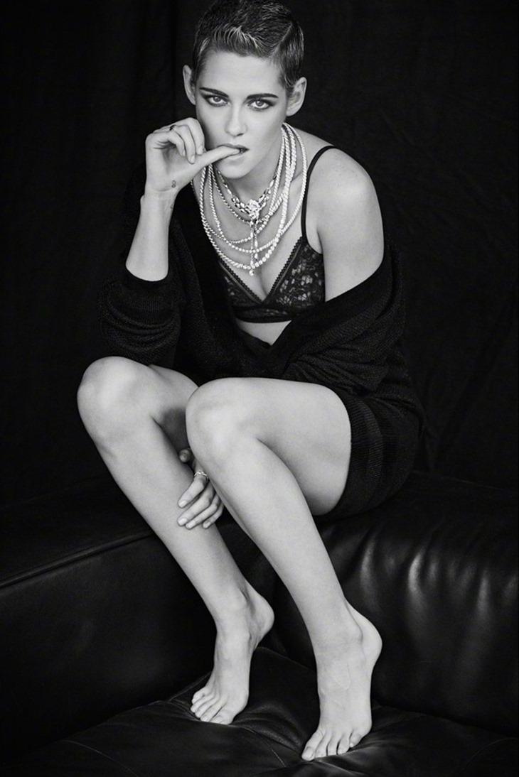 MADAME FIGARO Kristen Stewart by Matthew Brookes. Fall 2017, www.imageamplified.com, Image Amplified9