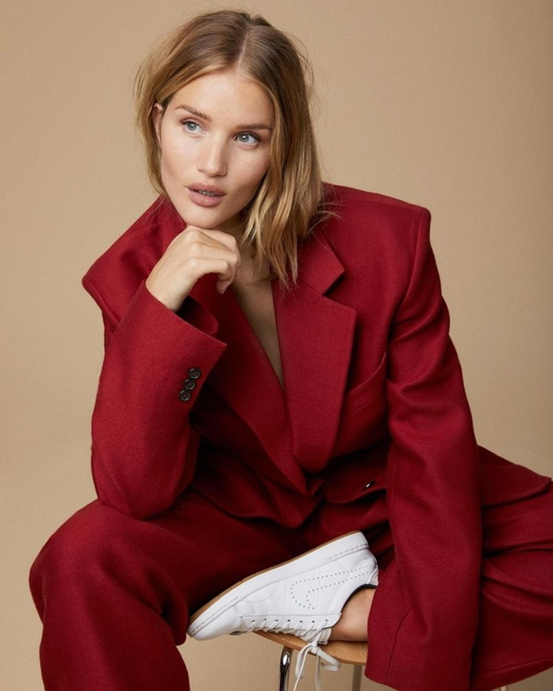 SUNDAY TIMES STYLE Rosie Huntington-Whiteley by Kai Z Fent. Sarah Gore Reeves, October 2017, www.imageamplified.com, Image Amplified2