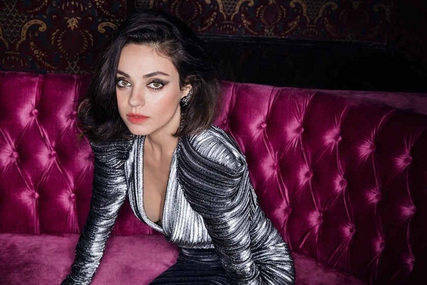 THE EDIT Mila Kunis by David Bellemere. Tracy Taylor, November 2017, www.imageamplified.com, Image Amplified4