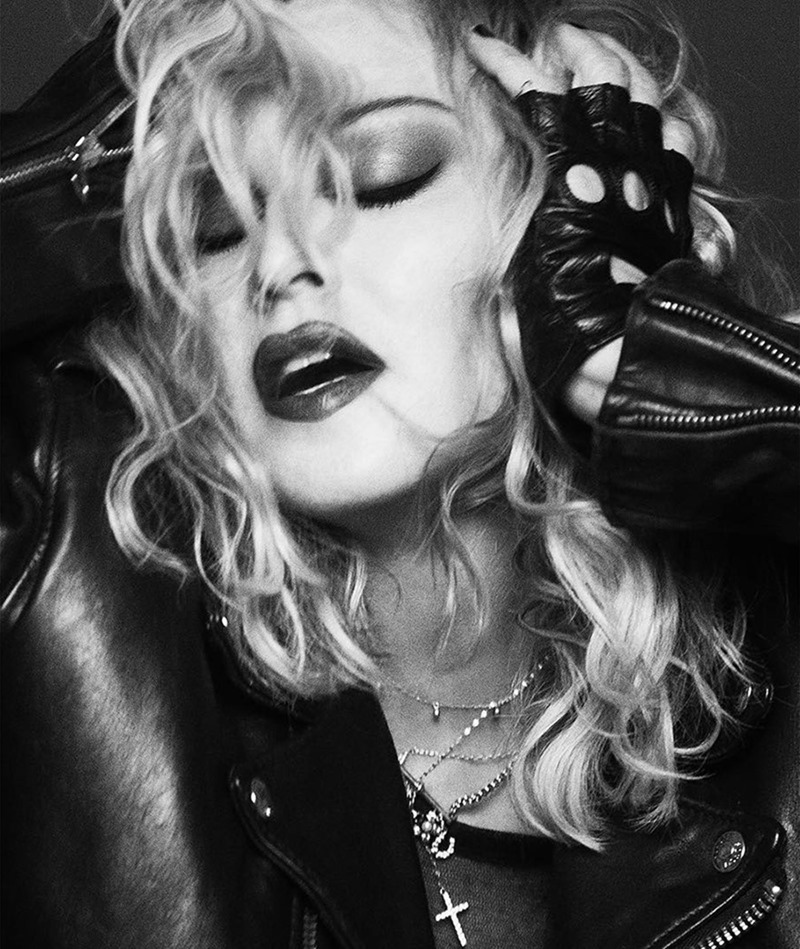 CAMPAIGN Madonna for MDNA Skin 2017 by Luigi & Iango. Arianne Phillips, Andy Lecompte, www.imageamplified.com, Image Amplified2