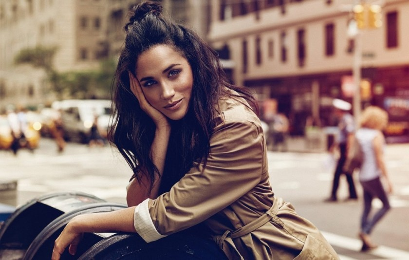 ELLE FRANCE Meghan Markle by Christian Blanchard. Sadaf Razi, December 2017, www.imageamplified.com, Image Amplified3