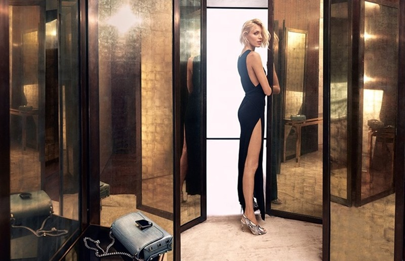 CAMPAIGN Anja Rubik for Jimmy Choo Spring 2018 by Craig McDean. www.imageamplified.com, Image Amplified2