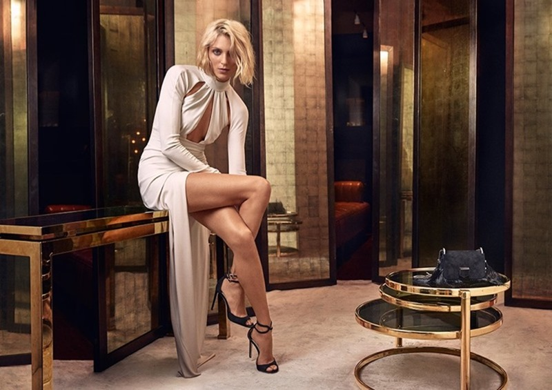 CAMPAIGN Anja Rubik for Jimmy Choo Spring 2018 by Craig McDean. www.imageamplified.com, Image Amplified3