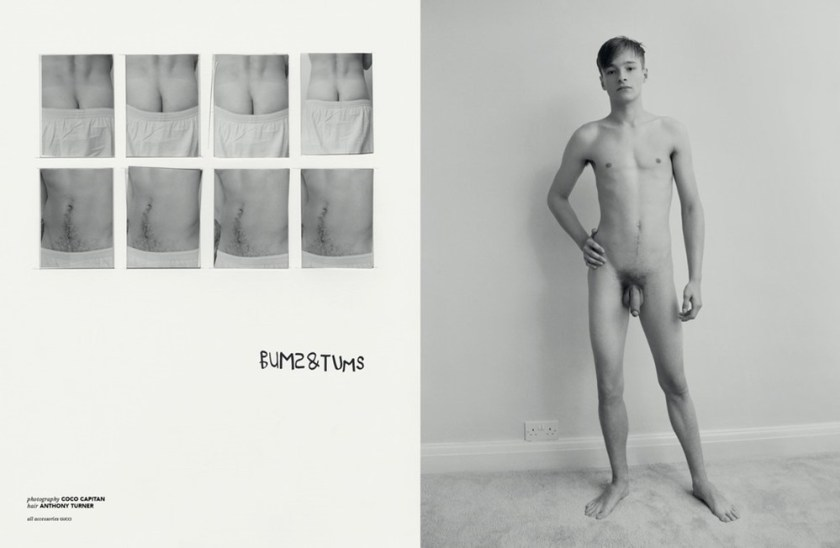 DUST MAGAZINE Bums & Tums by Coco Capitan. Fall 2017, www.imageamplified.com, Image Amplified3