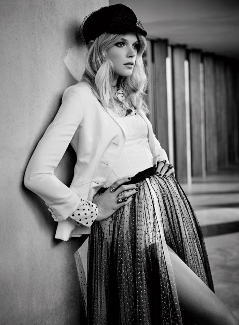 Caroline winberg by marie lundquist lq photo shoot
