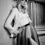 MARIE CLAIRE UK: Gabriella Wilde by Kate Davis-Macleod