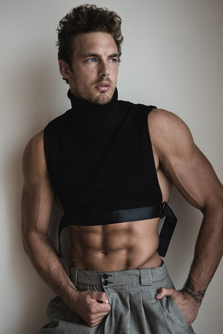 VICTOR MAGAZINE Christian Hogue by Henry Wu. Landon Michael, www.imageamplified.com, Image Amplified6