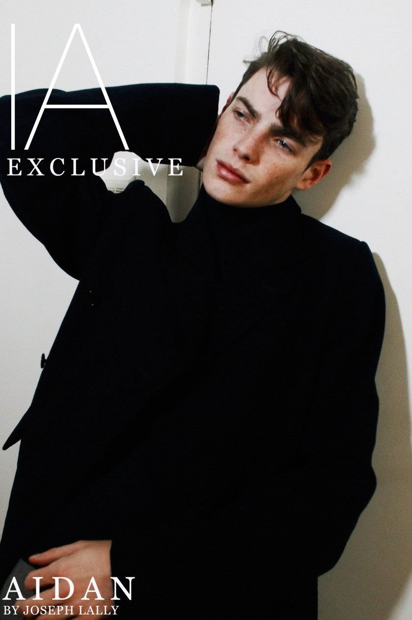 IMAGE AMPLIFIED EXCLUSIVE Aidan Walsh by Joseph Lally. Matthew Ellenberger, Spring 2018, www.imageamplified.com, Image Amplified6d