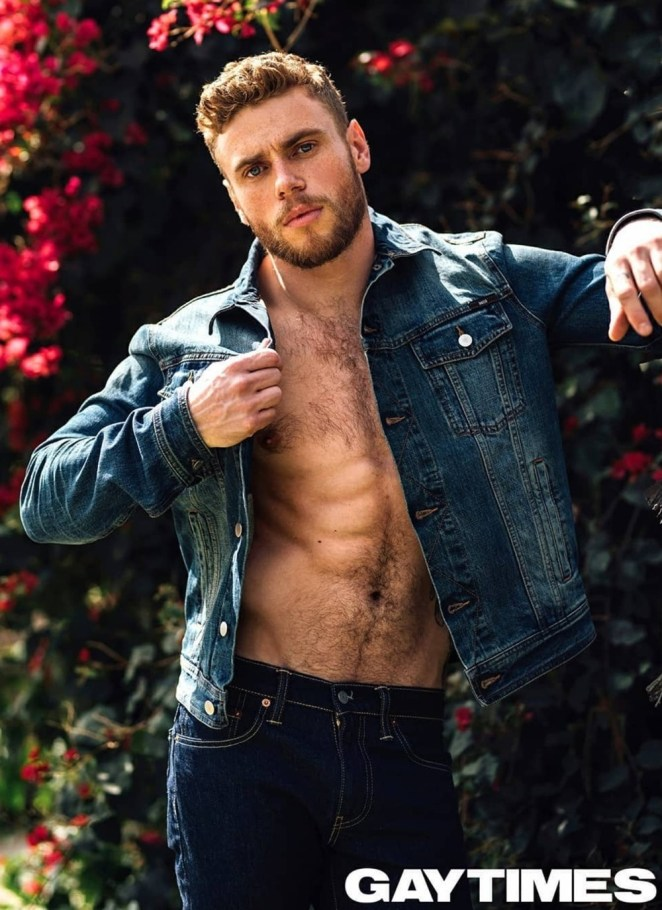 Gus Kenworthy Shirtless (1 Photo) - The Male Fappening