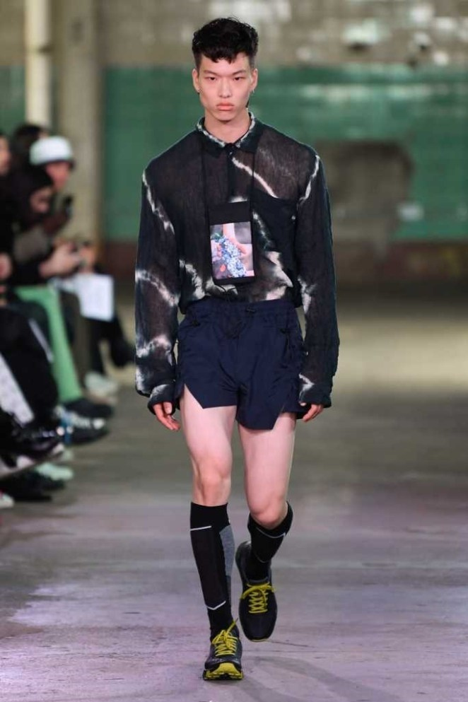 London Fashion Week Men Jordanluca Spring 2020 Image Amplified
