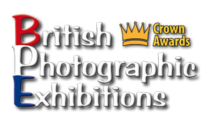 British Photographic exhibitions Logo