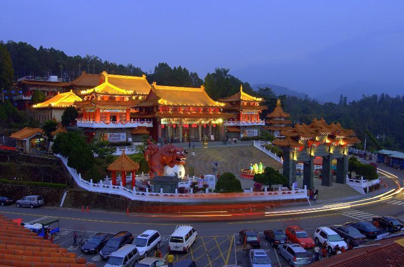 九族文化村.日月潭一日遊 | NTO01T0003 | 臺灣觀巴 Taiwan Tour Bus