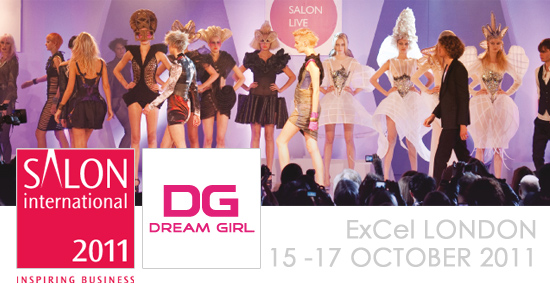 Dream Girl at Salon International 2011