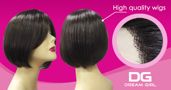 Dream Girl's High Quality Lace Wig