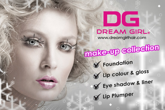 Be a winter wonder this Christmas with Dream Girl