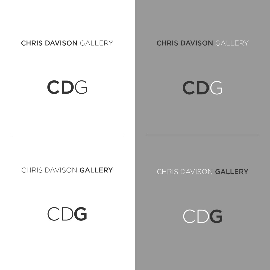 Chris Davison CDG brand variations