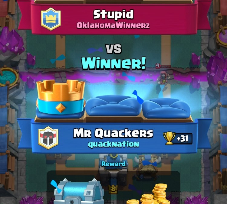 Clash Royale – Draw