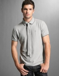 Polo / Golf Shirt with a Tie?? | Styleforum