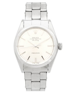 Vintage Rolex Oyster Perpetual Airking Precision Bracelet Watch