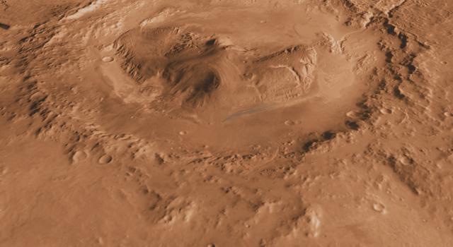 News  NASAs Next Mars Rover to Land at Gale Crater