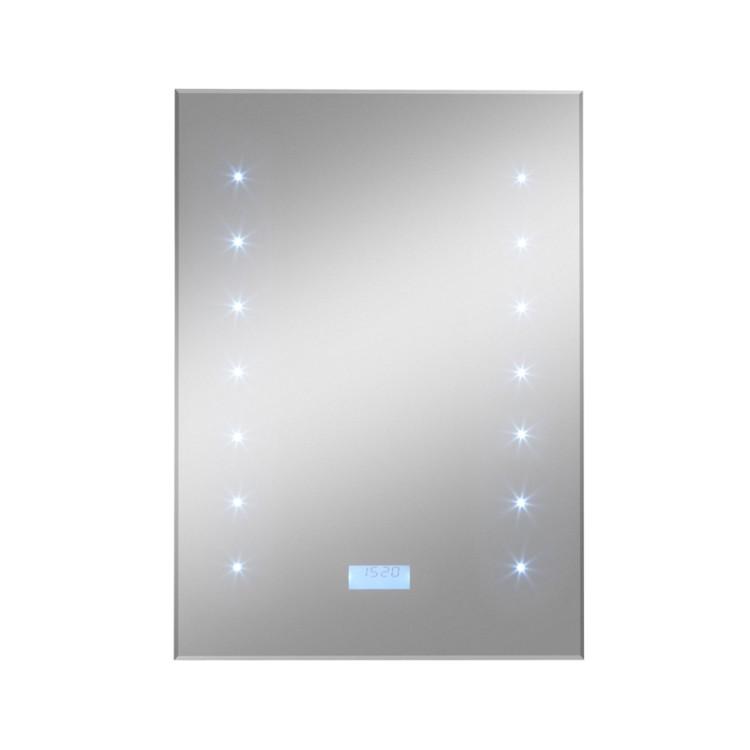 Badspiegel Mit Beleuchtung Und Radio Home Interior Außen