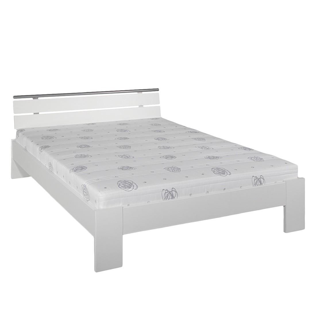 Bett 120x200 Weiss Mit Matratze Bett 120 X 200 Cm Fichte Massiv