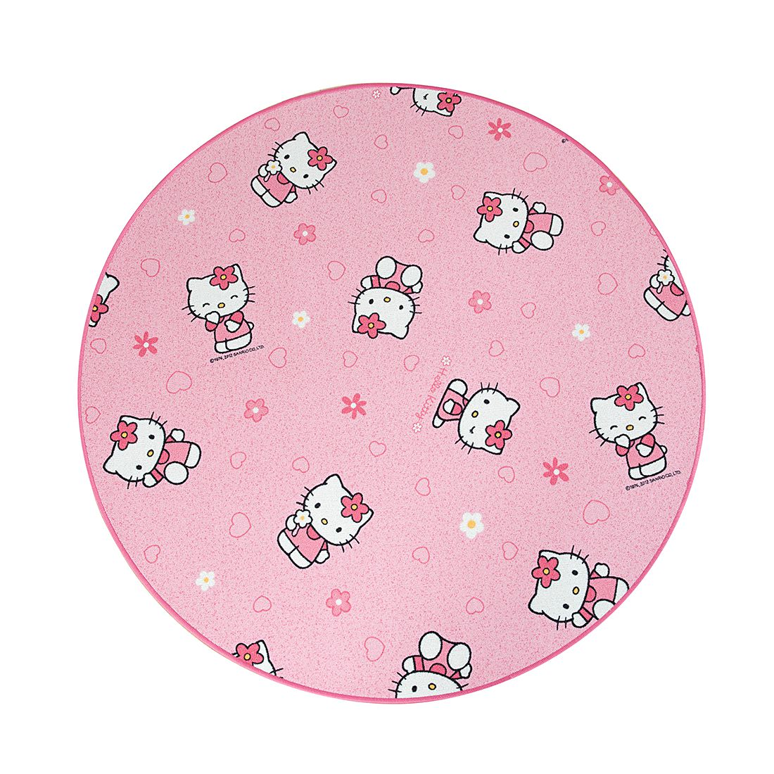 Hello Kitty Teppich Rund Catégorie Tapi Page 75 Du Guide Et Comparateur D 39achat