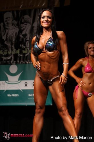 CHAMPION COMPETITOR AND COACH. ALLY BAKER OF RAB FITNESS