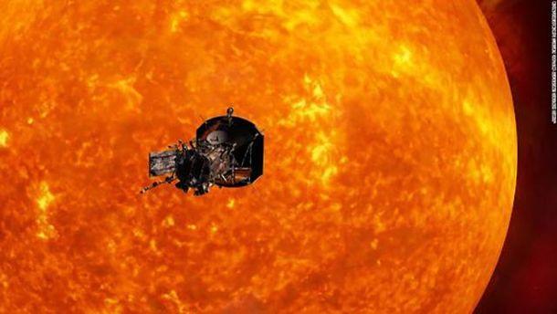 Исследовательский зонд Solar Probe Plus