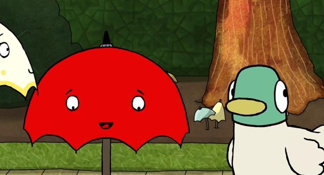 莎拉與乖乖鴨S2 第22集 - 兒童卡通 - 兒童線上看 - myVideo   陪你每一刻