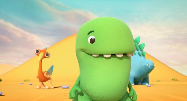小恐龍樂園S1 第38集 - 兒童卡通 - 兒童線上看 - myVideo   陪你每一刻